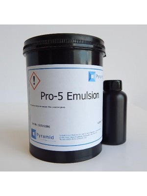 PYRAMID PRO 5 DUAL CURE EMULSION