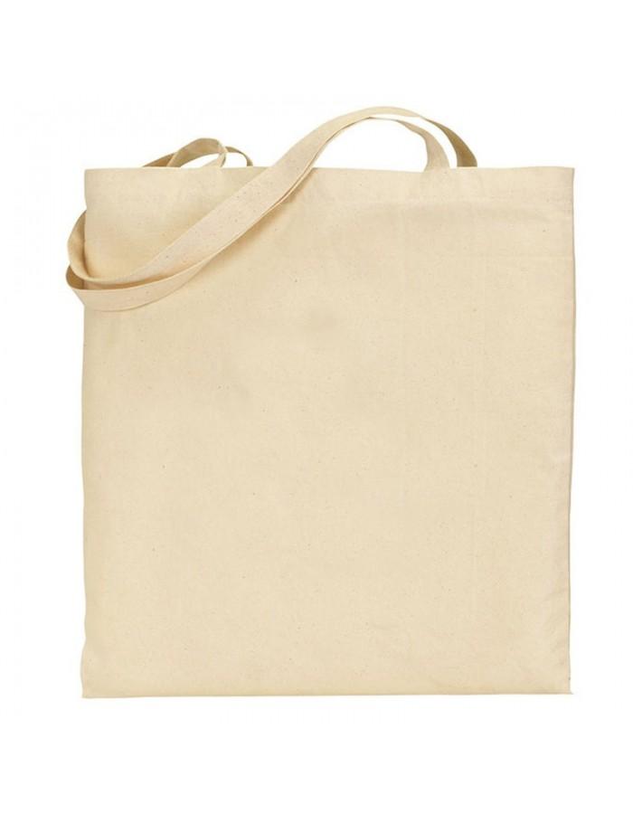 Natural canvas cotton SnS brand exhibitionTote Bag