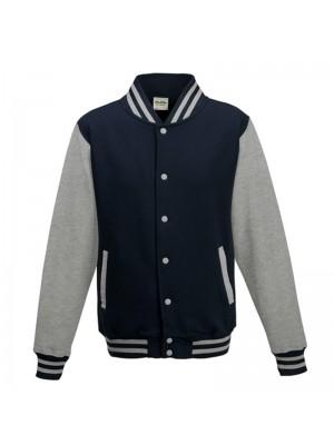 Navy/Grey Varsity Jackets