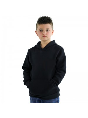 SNS Plain Kids Hooded Sweatshirt 320 gsm GSM