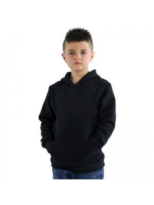 SNS Plain Kids Hooded Sweatshirt 320 gsm GSM
