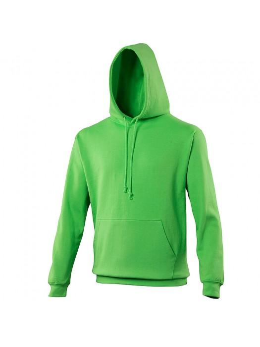 Plain Lime Green Hoodie