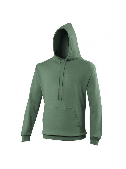Plain Olive Green Hoodie