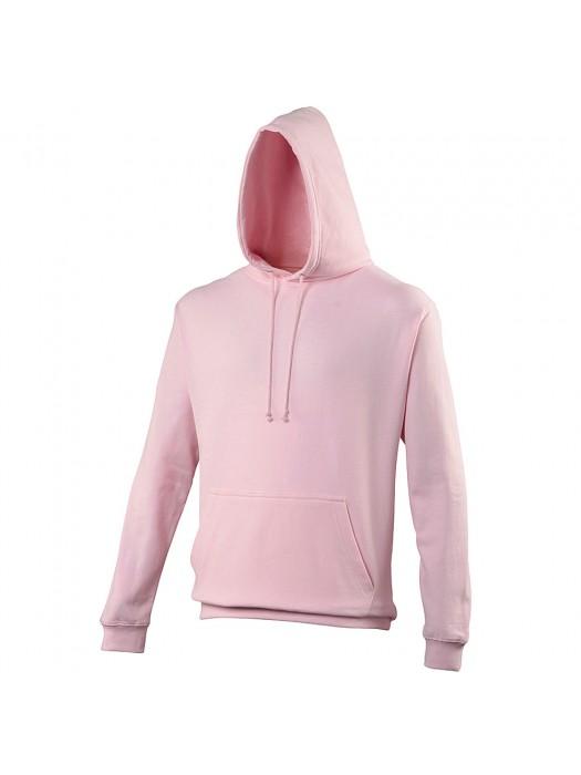 Plain Baby Pink Hoodie
