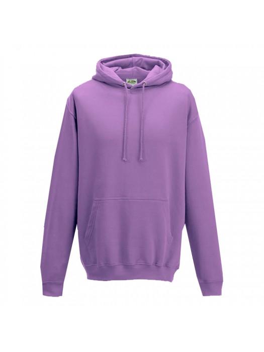 Plain Lavender Hoodie