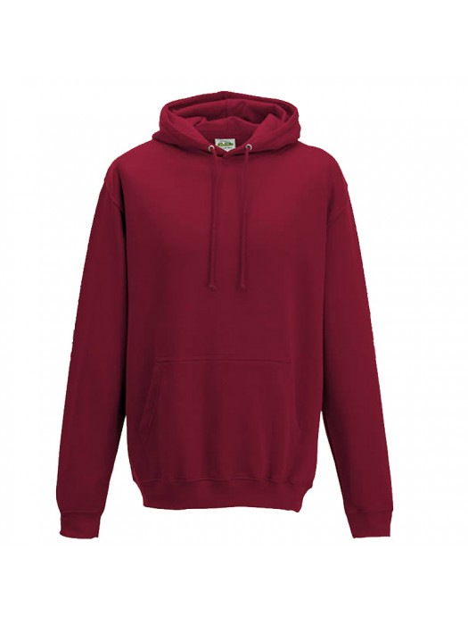 Plain Red Hot Chilli Hoodie