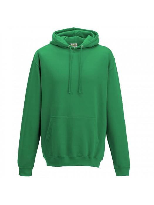 Plain Spring Green Hoodie