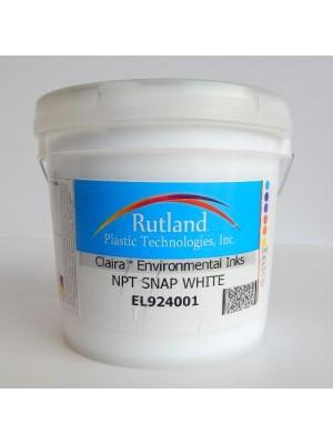 Rutland NPT SNAP WHITE for low bleed