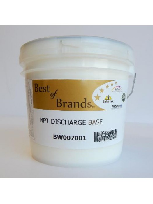 Rutland ink NPT DISCHARGE BASE for discharge effect