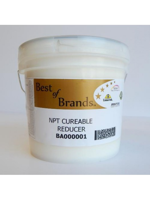 Rutland NPT CUREABLE REDUCER for easy printing