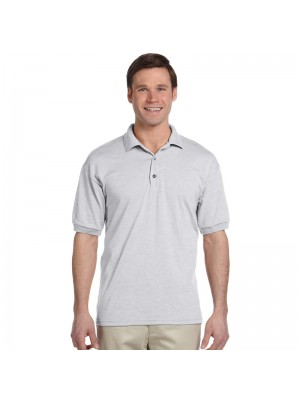 Plain Ash Grey Polo Shirts