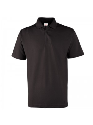 Plain Black Polo Shirts