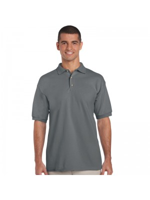 Plain Charcoal Polo Shirts