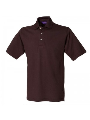 Plain Chocolate Polo Shirts