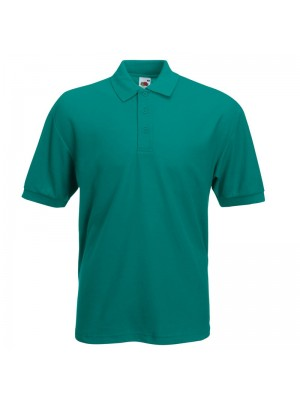 Plain Emerald Polo Shirts