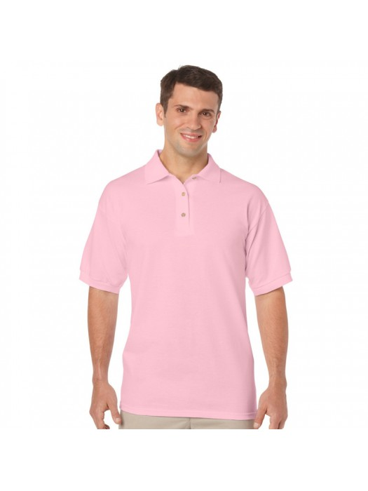 Plain Light Pink Polo Shirts