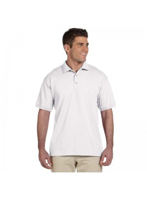 Plain White Polo Shirts