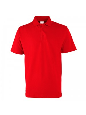 Plain Red Polo Shirts