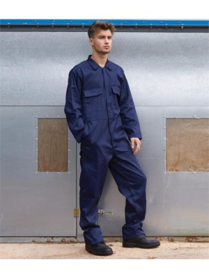 Plain EURO WORK COVERALL PORTWEST 210 GSM