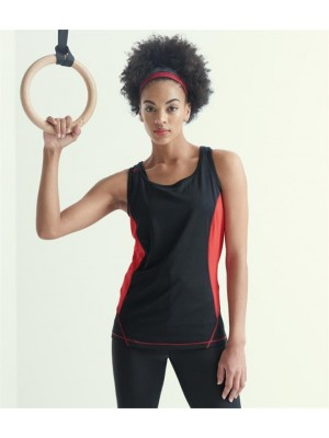 Plain LADIES RIO VEST REGATTA ACTIVEWEAR 130 GSM