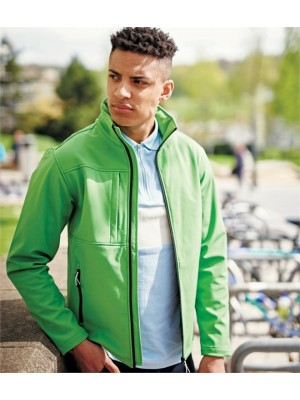 Plain OCTAGON II SOFT SHELL JACKET REGATTA 160 GSM