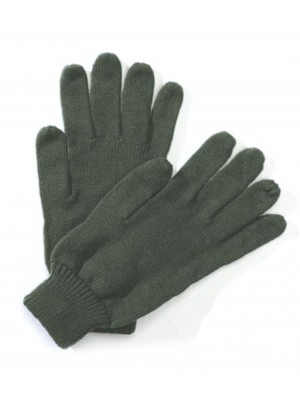 Plain KNITTED GLOVES REGATTA