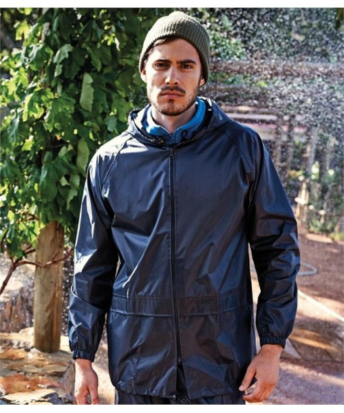 Plain PRO STORMBREAK WATERPROOF JACKET REGATTA 140 GSM