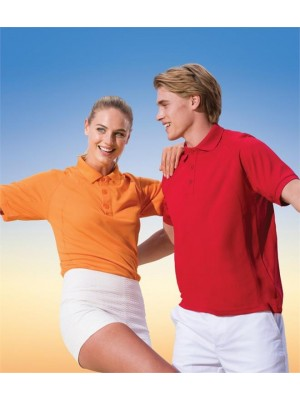 Plain COOLWEAVE PIQUE POLO SHIRT REGATTA STANDOUT 130 GSM