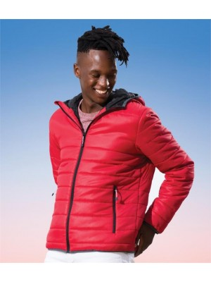 Plain ACADIA DOWN-TOUCH PADDED JACKET REGATTA STANDOUT