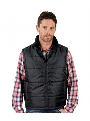 Plain CORE BODYWARMER RESULT