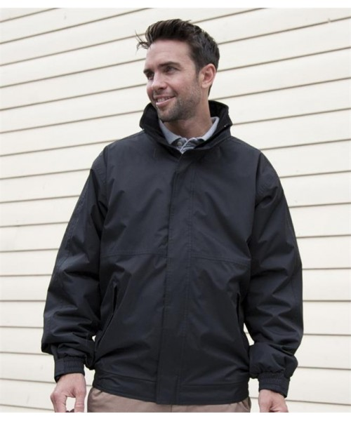 Plain CORE CHANNEL JACKET RESULT