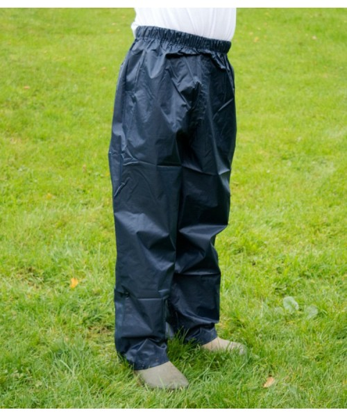 Plain CORE KIDS WATERPROOF OVERTROUSERS RESULT