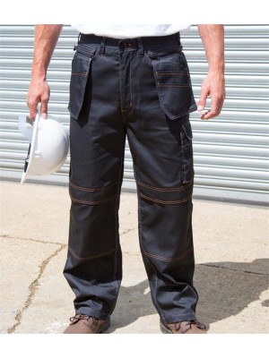 Plain WORK-GUARD LITE UNISEX HOLSTER TROUSERS RESULT 200 GSM