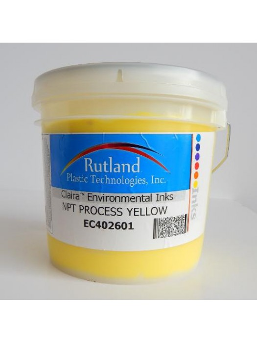 CMYK Rutland NTP process Yellow ink