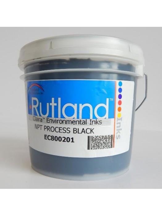 CMYK Rutland NTP process Black ink