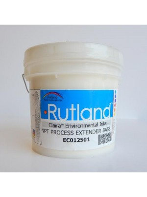 CMYK Rutland NTP process Extender Base ink