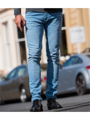 Plain MENS MAX SLIM JEANS SO DENIM