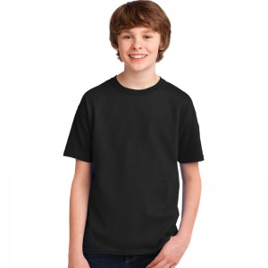 Plain Kids T-Shirts in Rich 100% Cotton - Stars & Stripes