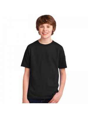 Plain Kids T-Shirts in Rich 100% Cotton