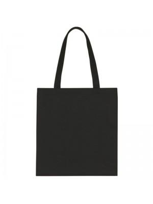 Black SnS Event 100% woven durable cotton tote bag