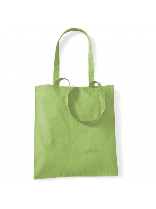 Kiwi Westford Mill Cotton Promo Tote Bag