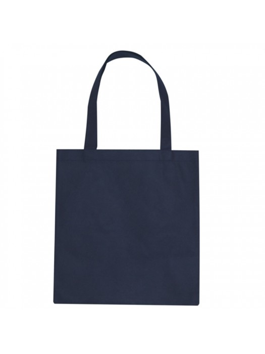 French Navy SnS Event 100% woven durable cotton tote bag