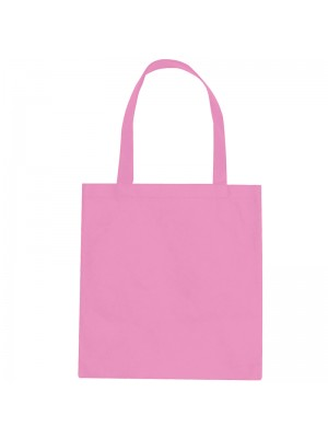 Classic Pink SnS Event 100% woven durable cotton tote bag