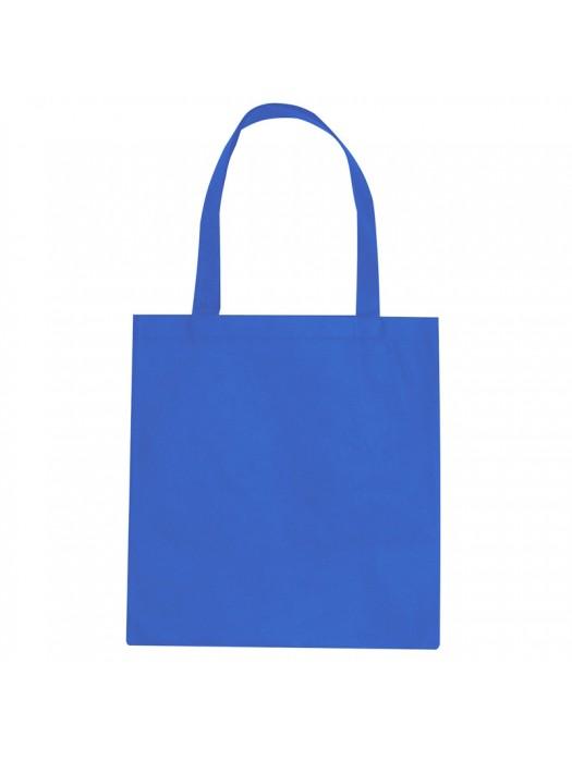 Sapphire Blue SnS Event 100% woven durable cotton tote bag