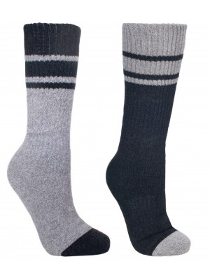 Plain HITCHED BOOT SOCKS TRESPASS