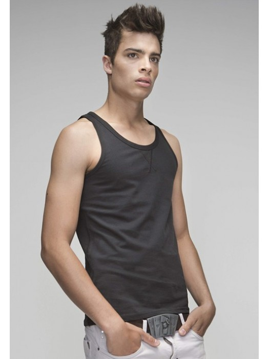 Plain T Shirt Vests SnS 100% Soft Cotton 165 gsm