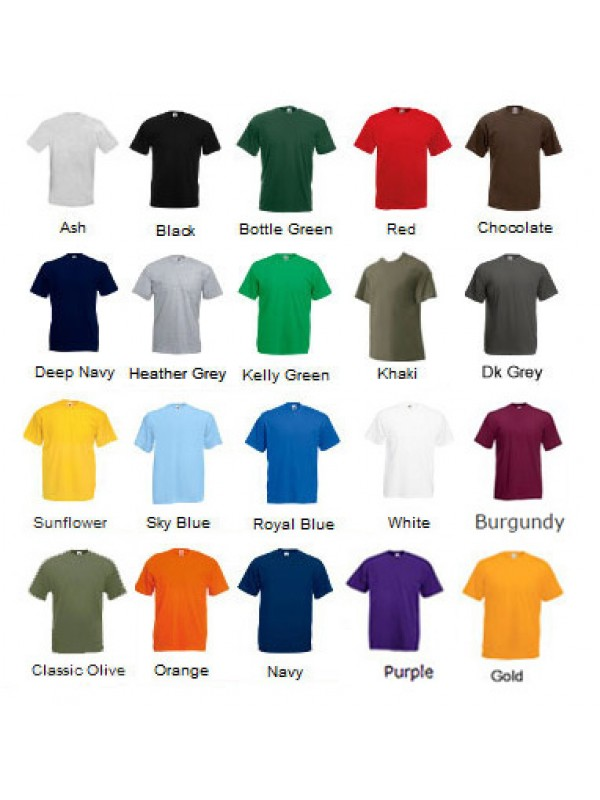 a7621cc0e Cheap Plain T Shirts Stars & Stripes 100% Soft Cotton 165 gsm t-Shirt