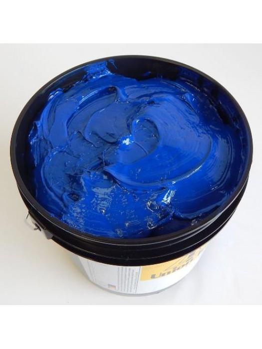 Union ink EF MAXOPAKE ROYAL BLUE plastisol screen print ink