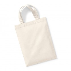 Plain Cotton party bag for life BAG WESTFORD MILL 25 GSM
