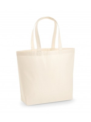 Plain PREMIUM COTTON MAXI TOTE BAG WESTFORD MILL 200 GSM